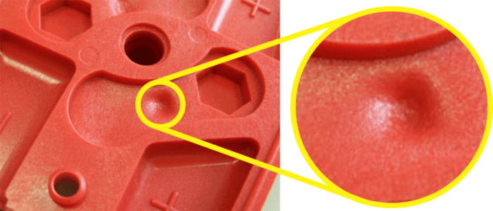 That Sinking Feeling Sink Marks In Injection Moulded